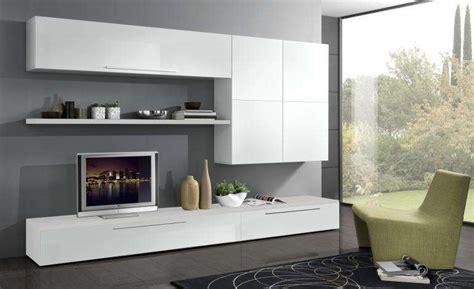 pareti soggiorno moderne pareti attrezzate moderne 2017 foto design mag