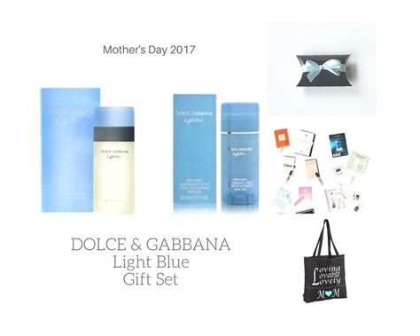 light blue dolce and gabbana womens gift set dolce gabbana light blue gift set lenor s closet