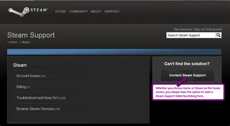 Search Steam Account By Email How To Contact Steam Support Steamrep Forums