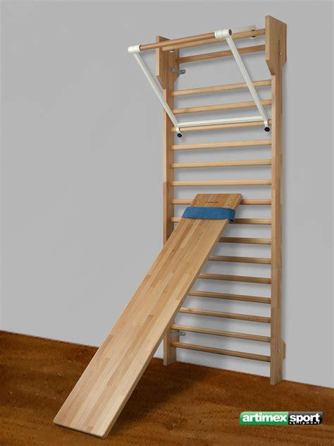 swedish ladderwall bars gymnasticmetall stall bars