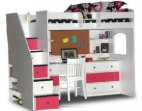 Bunk Bed Top Only Top Bunk Bed With Desk Underneath Foter