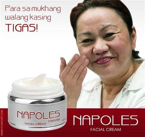 Napoles Meme - napoles facial cream filipinolosophy