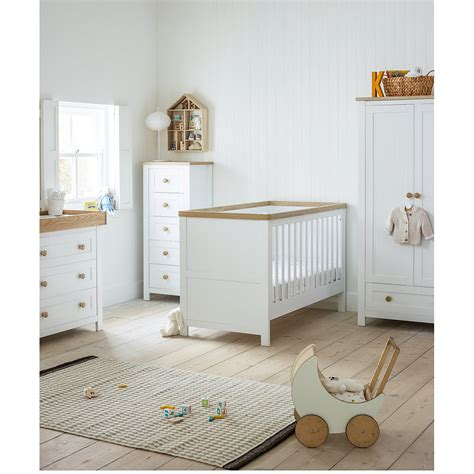 mothercare baby bedroom furniture mothercare baby nursery lulworth wardrobe ebay