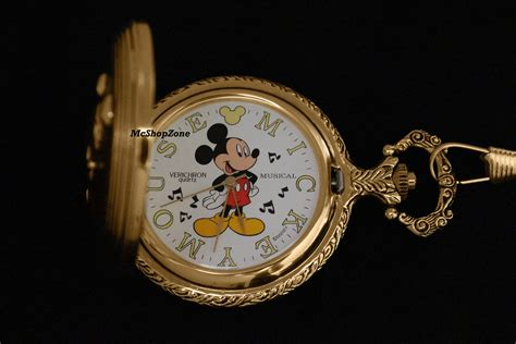 new disney mickey mouse musical melody pocket