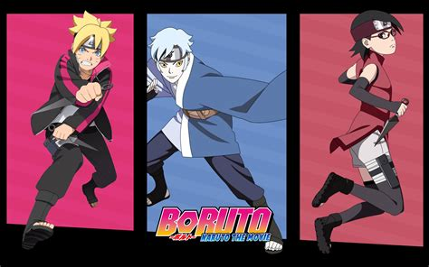 Foto Wallpaper Boruto Naruto The Movie | 2 boruto naruto the movie hd wallpapers hintergr 252 nde