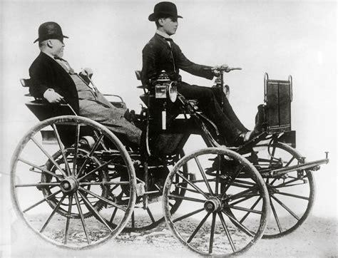 story  automobile inventor gottlieb daimler
