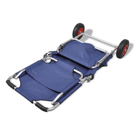 sedie da spiaggia articoli per carrello sedia tavolo da spiaggia 3 in 1