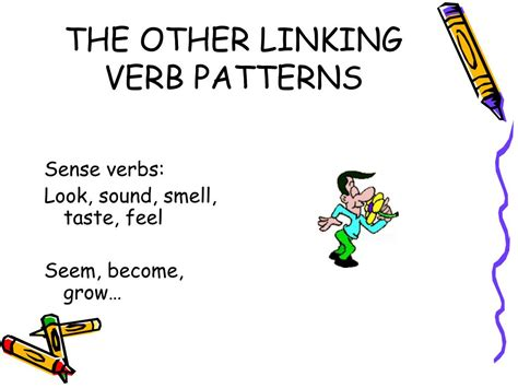 sentence pattern with linking verb ppt my big fat grammar project powerpoint presentation