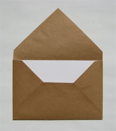 Handmade Envelope - easy envelopes for handmade cards teachkidsart
