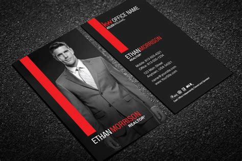 https www realty cards order template klr39a html modern keller williams business card exles