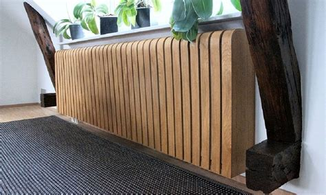 stylish diy radiator covers