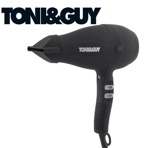 Toni And Hair Dryer toni compact hair dryer tgdr5357uk1 1700 watts 3 heat settings black