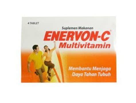 Suplemen Enervon C manfaat suplemen makanan enervon c multivitamin obat sakit