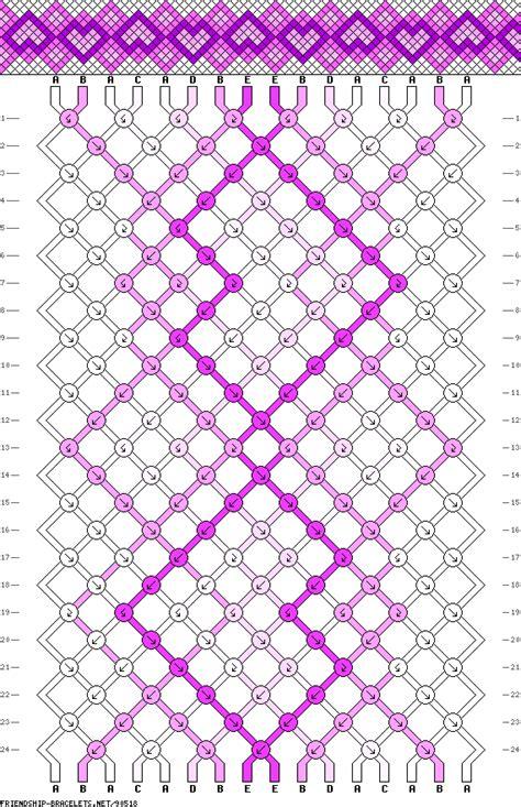 Cool Macrame Bracelet Patterns - 90518 friendship bracelets net