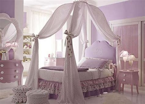 girls canopy bedroom set sle photos of cute teen girl canopy bed set by dolfi