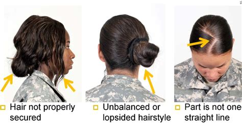acceptable hair for women in army army s ban on dreadlocks other styles offends some