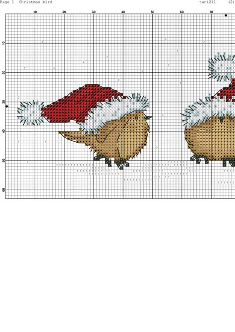 1000 ideas about christmas cross stitch patterns on