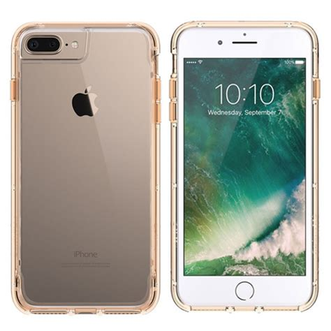 Chasing Iphone 6 Model Iphone 7 Gold new griffin survivor for iphone 7 plus 6s plus 6 plus gold white clear ebay