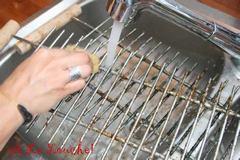 Nettoyer Sa Grille De Barbecue by Recette A La Louche 14 Notes En Juillet 2007
