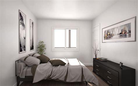 chambre condo illustration 3d photor 233 aliste montr 233 al
