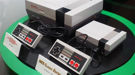 nes 2016 achat vente nes nintendo drops news about the nes classic edition in new ad makers of web