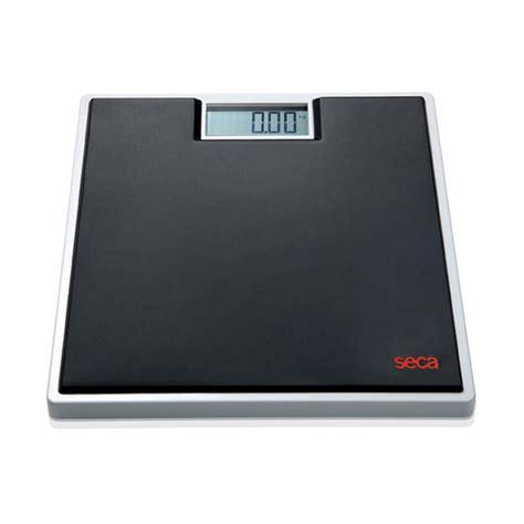 bathroom weight scales seca clara 803 digital bathroom weight scale black
