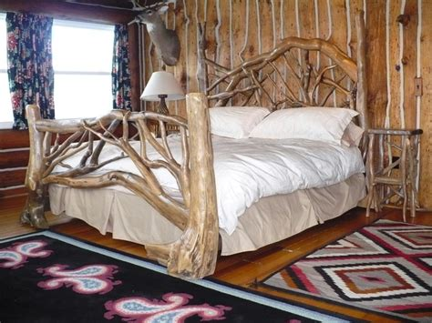 driftwood bed driftwood bed frame home sweet home pinterest