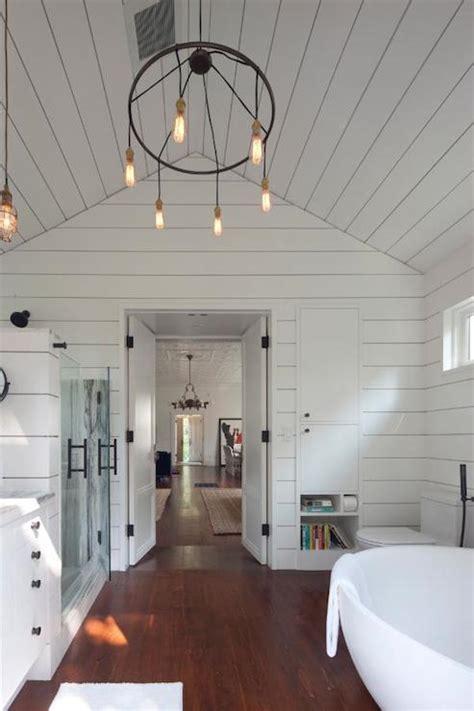 Vaulted Bathroom Ceiling Design Ideas