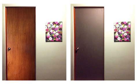 porte interne fai da te verniciare porte interne tinteggiare come verniciare