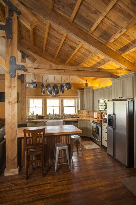 Barn Kitchen Decor by 30 Best Images About Barns With Living Quarters On