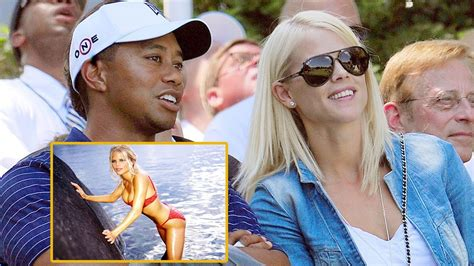 elin nordegren tiger woods ex wife watched the polo ponies in all about tiger woods ex wife elin nordegren s quiet life