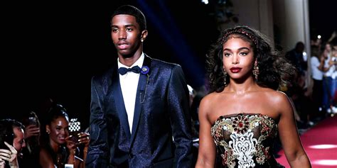 lori harvey and justin oh snaps check out lori harvey and christian combs strut