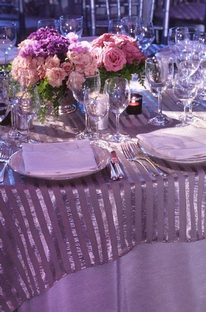 the color purple setting best 25 purple table settings ideas on purple