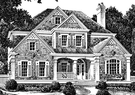 Garden Hill Southern Avenues Southern Living House Plans Southern Avenues House Plans