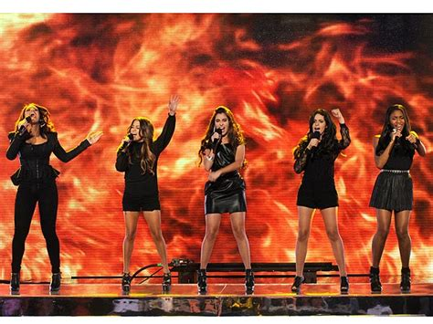 x factor group fifth harmony attempts to make a name for x factor fifth harmony member sings despite grief over