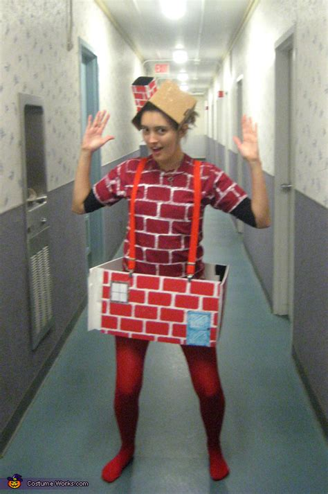 the costume house brick house halloween costume