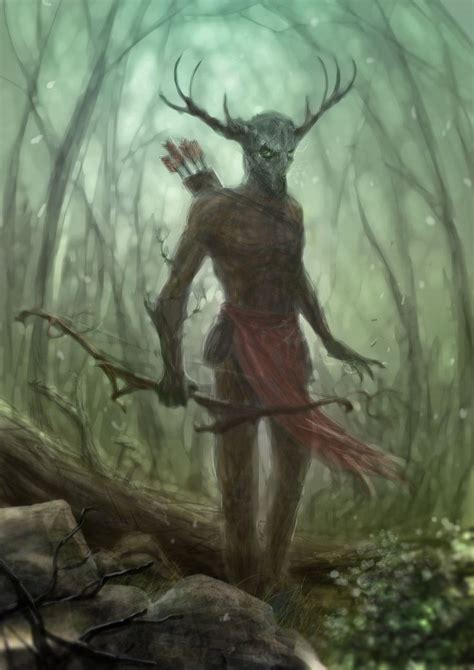 Prince The Hunt hircine the daedric lord of the hunt morrowind and