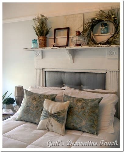 tied to headboard 16 best images about mantelpiece headboard on pinterest