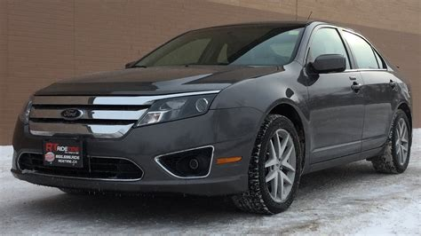 value of a 2010 ford fusion 2010 ford fusion sel awd v6 leather heated seats