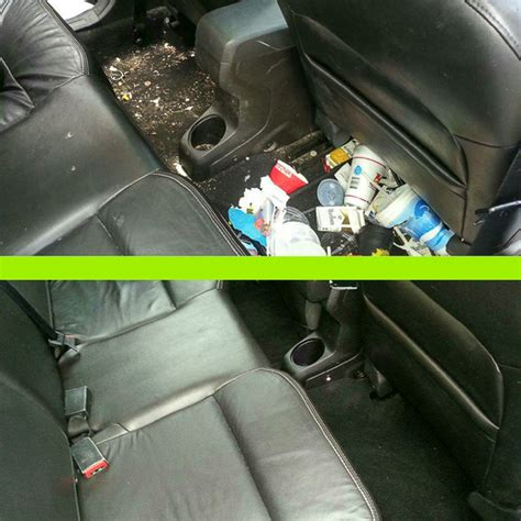 Interior Detail Car Wash by Before After Gallery Shamerrific Shine Kansas City S