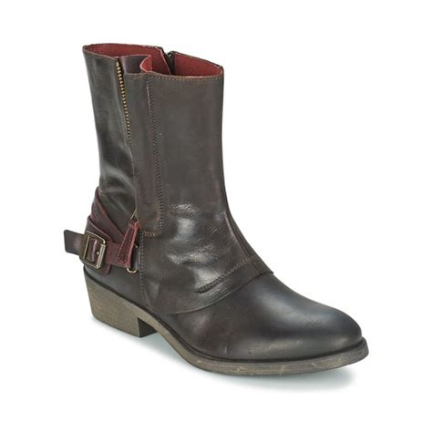 Kickers Casual Armani Brown kickers ameriko brown fast delivery with spartoo europe