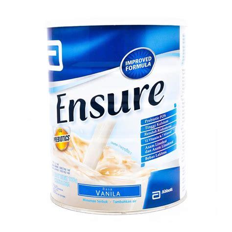 Ensure Fos Vanila Coklat 1kg jual weekend deal ensure vanila formula 1 kg harga kualitas terjamin