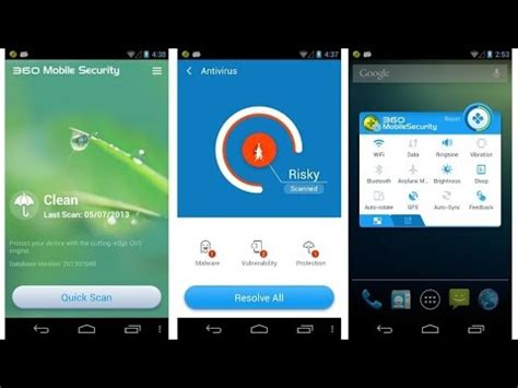 free antivirus for android mobile best free antivirus for android phone 360 security