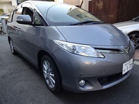 New Toyota Estima 2015 Buy 2015 New Car Toyota Estima Tokyo Japan
