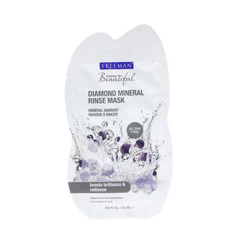 Freeman Exfoliating Mineral Rinse Mask freeman mineral rinse mask 15 ml 163 0 95
