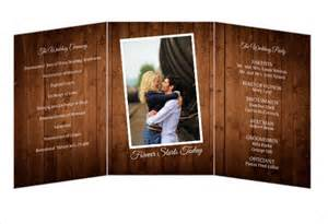 Tri Fold Wedding Invitation Template by 21 Trifold Wedding Invitation Templates Free Sle