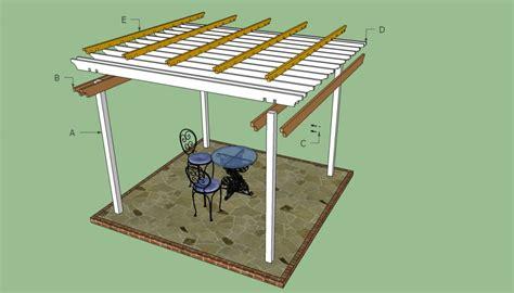 pergola design howtospecialist how to build step by pergola plans free howtospecialist how to build step
