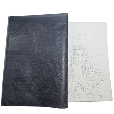 Paper Craft Dctdesigns Creative Canvas by Bestsupplier 50 Sheets Carbon Transfer Paper Tracing Paper