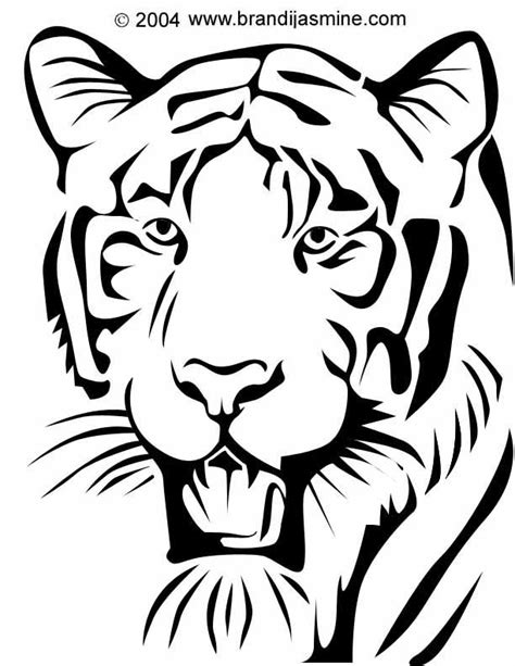 tiger template 44 spooky cat pumpkin stencils you ll carving this