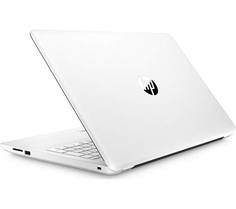 Hp 14 Bs015tu Notebook White buy hp 15 bs150sa 15 6 quot laptop white free delivery
